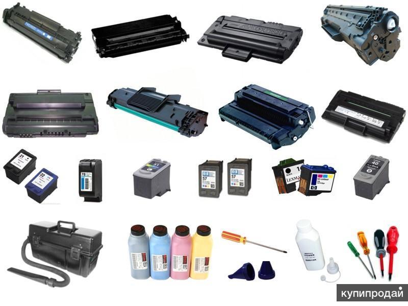 Заправка картриджей/Ремонт принтеров