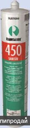 RAMSAUER 450 SANITAR PREMIUM 450 Санитарный герметик для чистых помещений