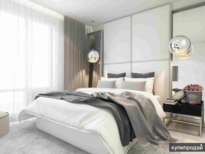 Продаются апартаменты с высококачественным ремонтом в новостройке