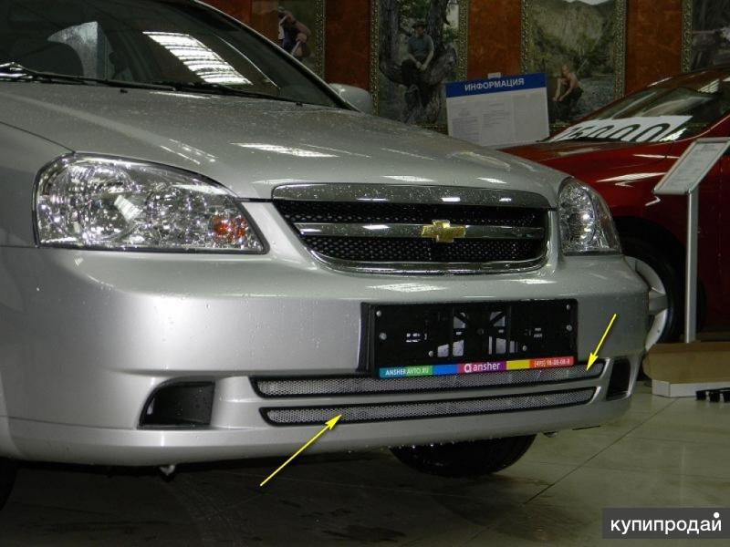 Защита радиатора для Chevrolet Lacetti sedan,wagon