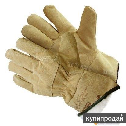 Краги спилковые AMBER PLASMA™ MULTI+ KEVLAR® Артикул: CS-212
