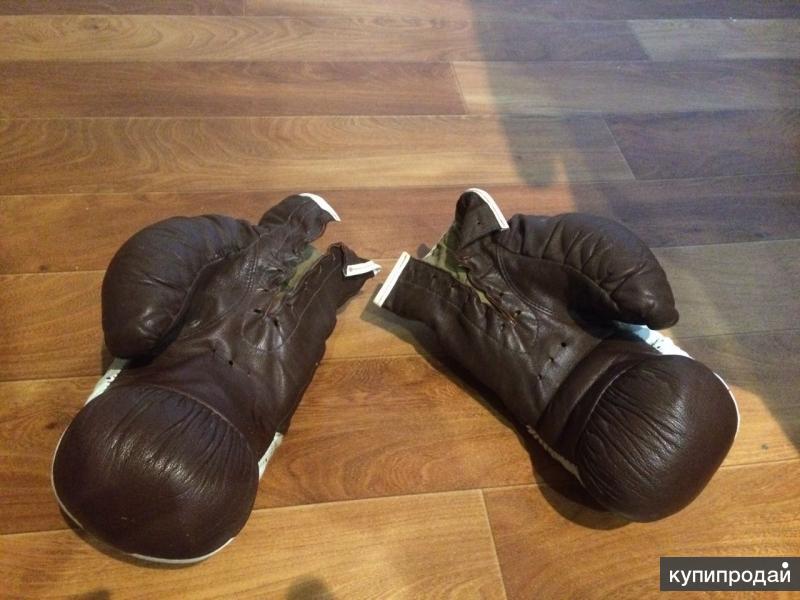 Продам перчатки боксёрские СССР