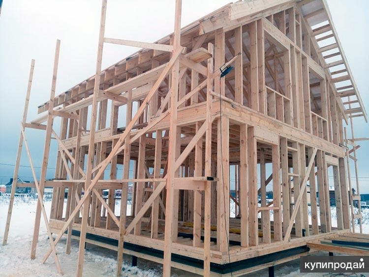 Каркасное домостроение Пенза и область, пригород