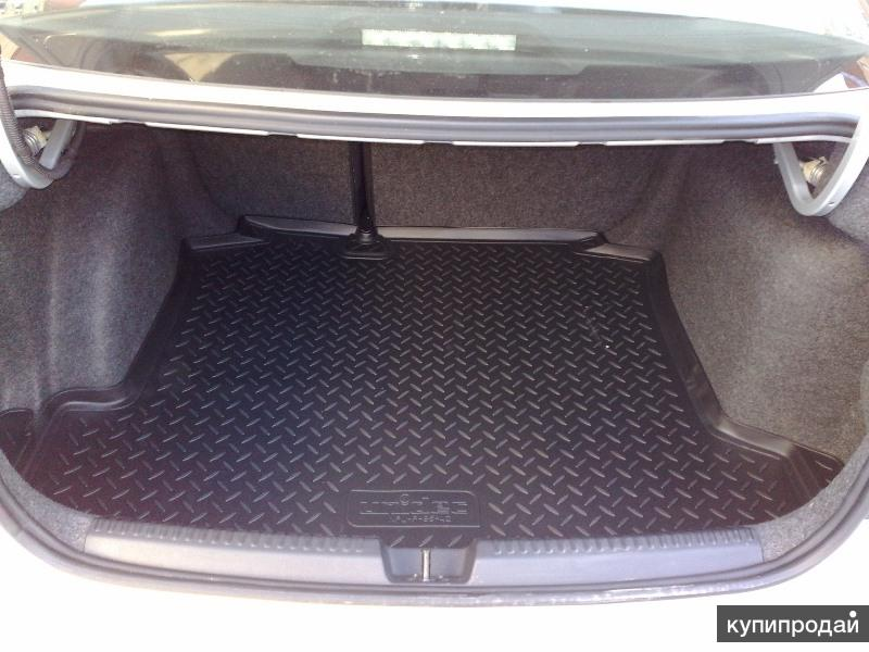 Коврик в багажник NovLine для Skoda Rapid