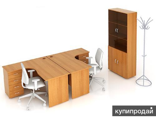 Комплект новой мебели для персонала