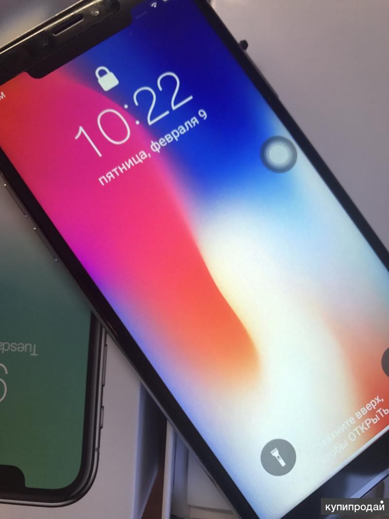 Копия iPhone X 64gb Тайвань