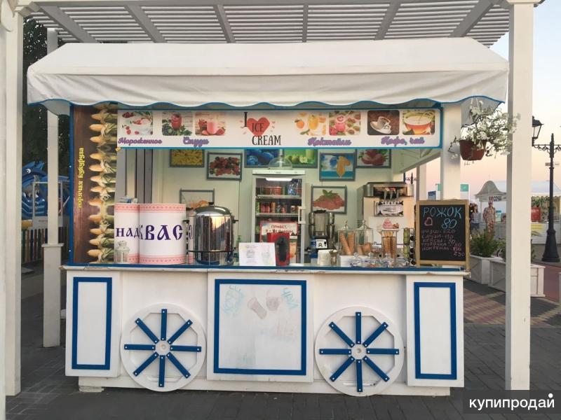 Продам бизнес (мороженное, коктейли и др.)