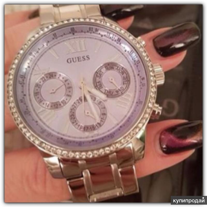 Часы Guess новые