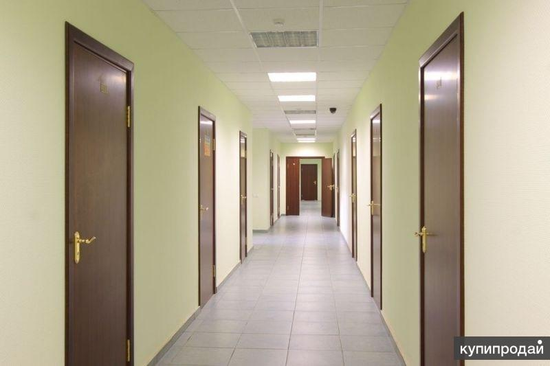 Сдается офисное помещение на 3-ем этаже в четырехэтажном бизнес-центре.