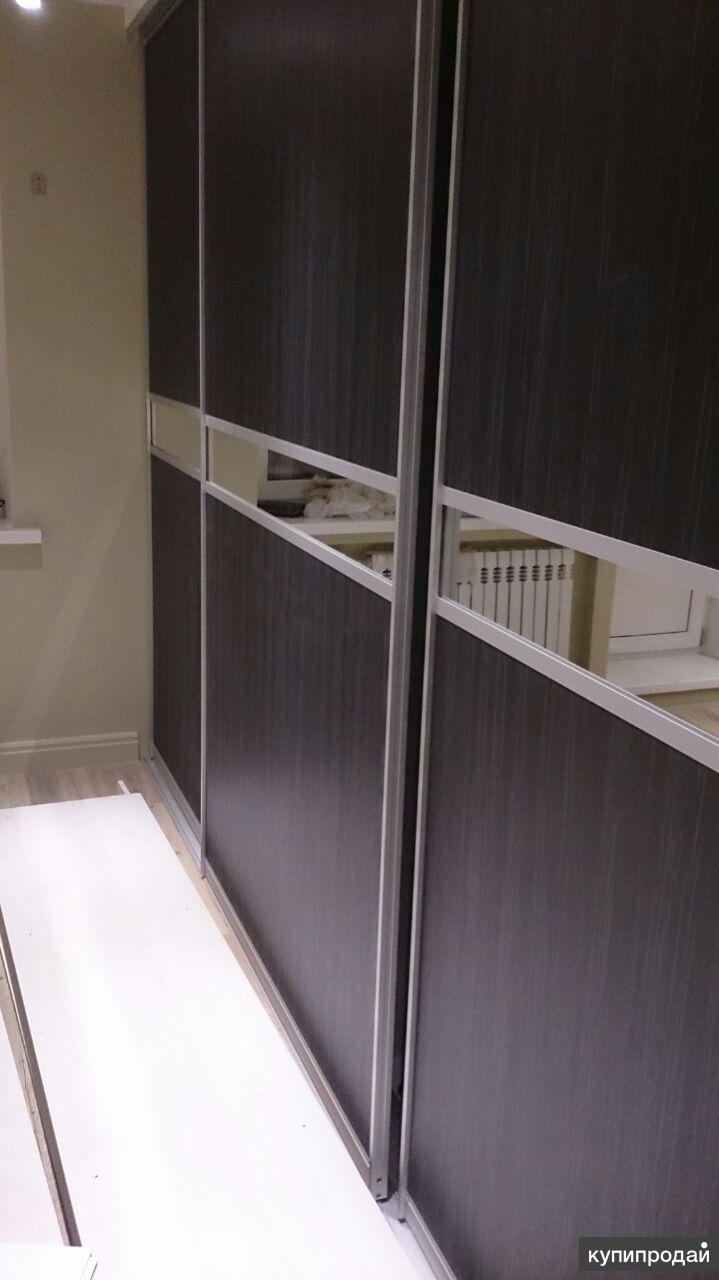 Изготовление и установка корпусной мебели на любой вкус
