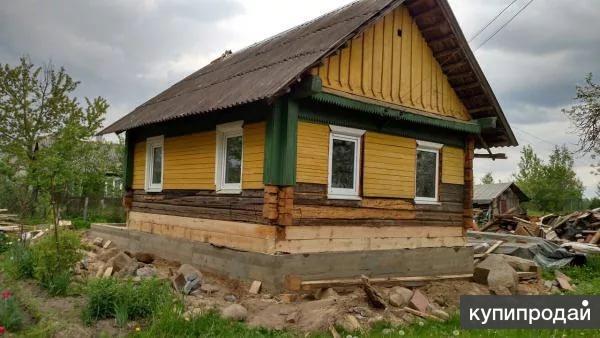 Подъём домов и прочих построек.