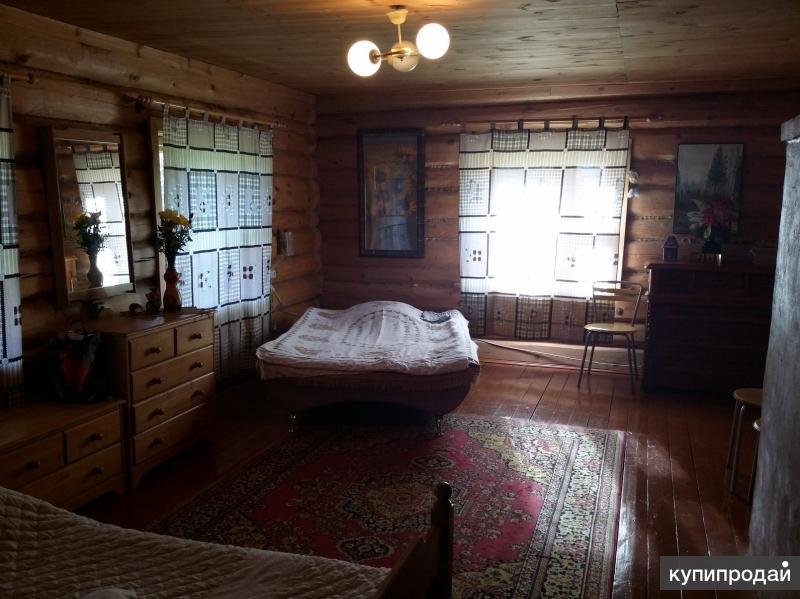Хороший, добротный дом в Муромском заказнике