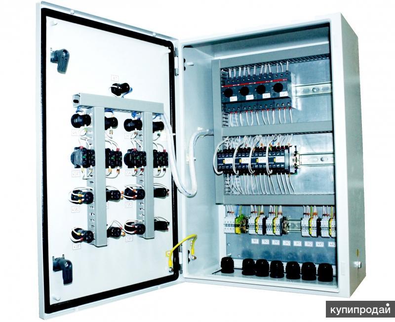 Шкаф управления электроприводом (ПЧВ, КНС)