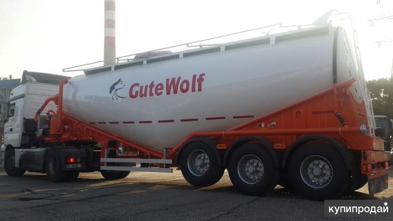 Цементовоз GuteWolf ( V-образн.)