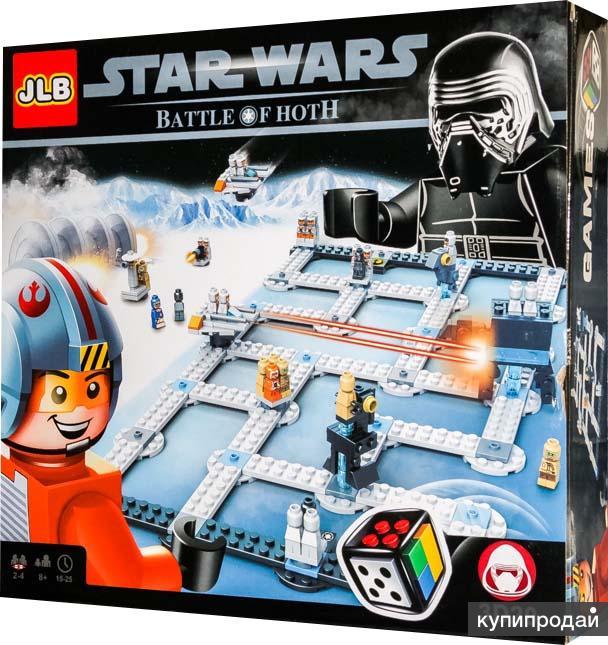 Настольная игра Звездные войны (Star Wars)+подарок