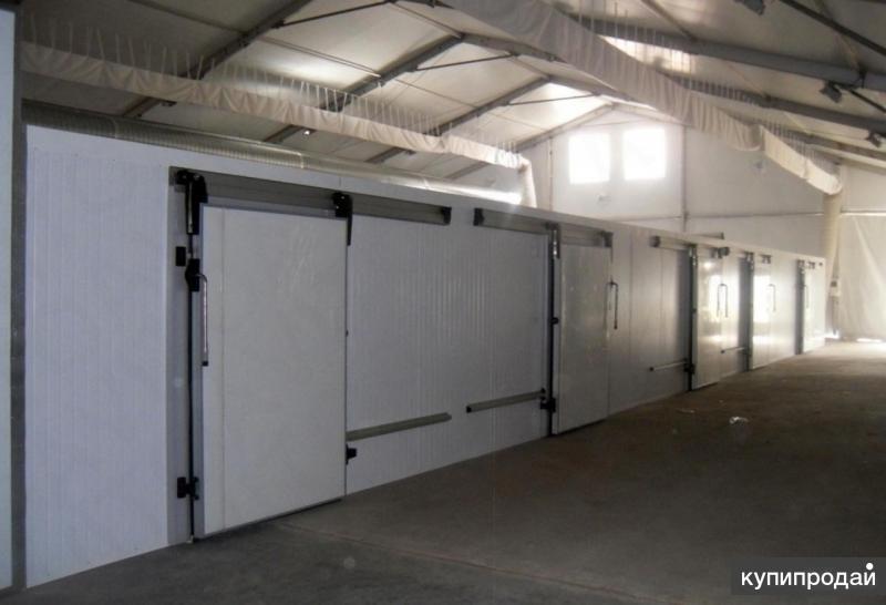 Дверь откатная для Холодильной камеры 1700