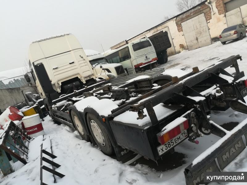 Продам МАН  ТГА 26,430 рефрижератор