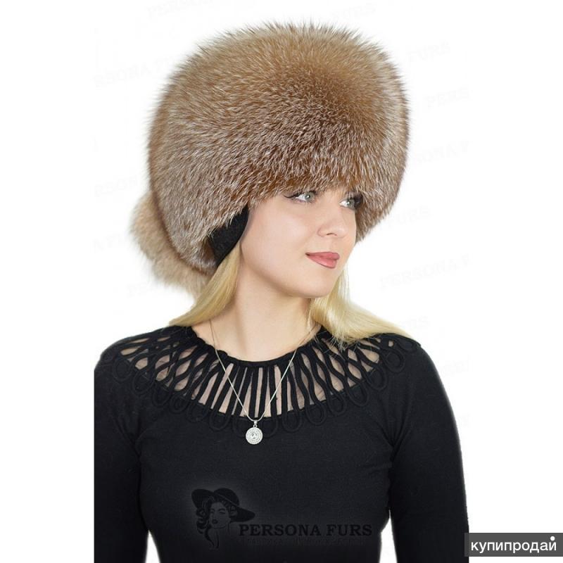 Распродажа меховых шапок