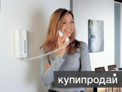 Ремонт монтаж домофоноф,видеодомофонов.