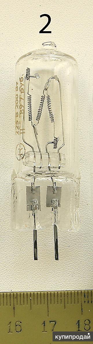 Галогеновая  лампа  225v  200w