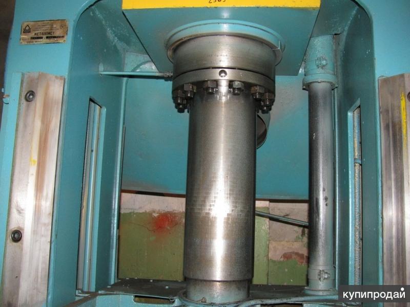 Продам ДГ2430 Пресс гидравлический для пластмасс