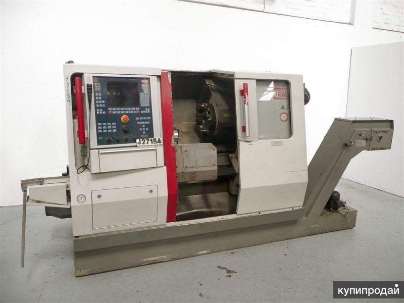 Продам TRAUB TNE 300 Токарно-фрезерный обрабатывающий центр