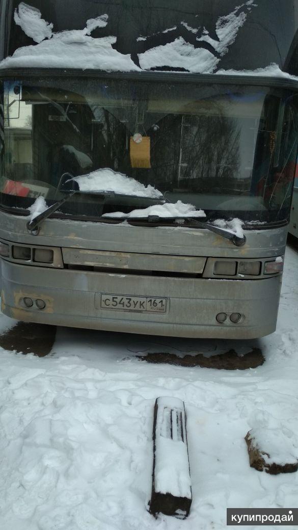 Автобус Скания Джон Кери
