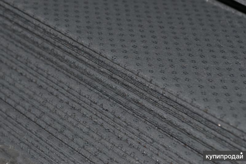 Лист асбостальной 600х500х1,5 ЛА-2