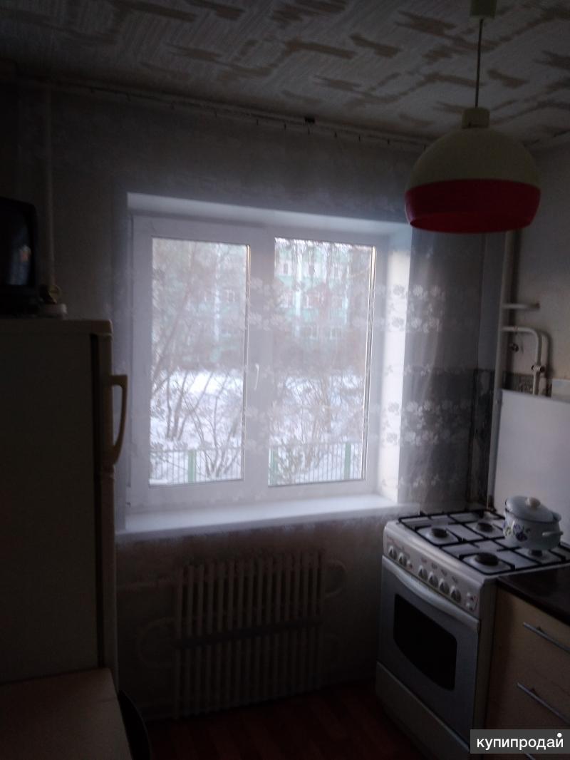 4-к квартира, 60 м2, 2/5 эт.