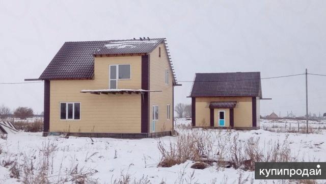 Коттедж 150 м² на участке 10 сот.