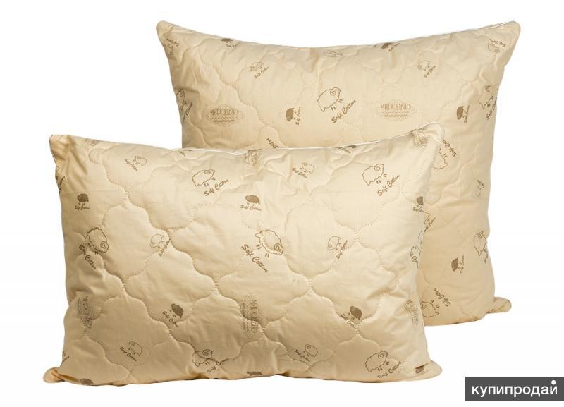 Подушка «Овечья шерсть»