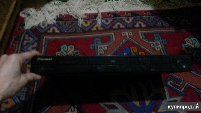 Pioneer dvd плеер dv-320-k