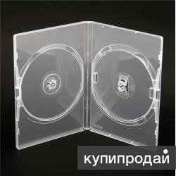 Продам пластиковые коробки для дисков