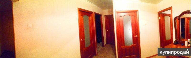 4-к квартира, 75 м2, 2/5 эт.