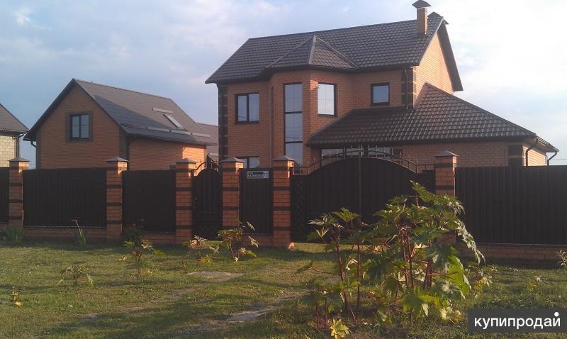 Продается двухэтажный коттедж в Белгороде