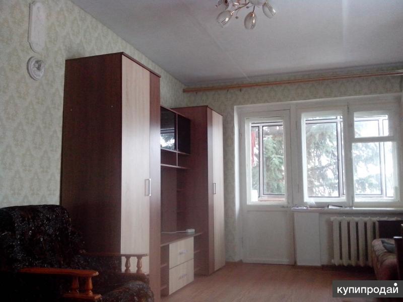 1-к квартира, 34 м2, 3/5 эт. длит срок