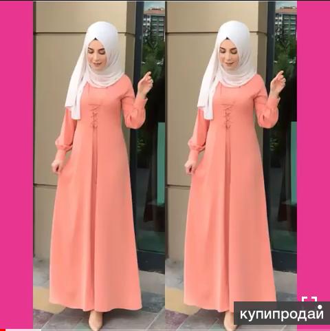 Женские Мусульманские платья