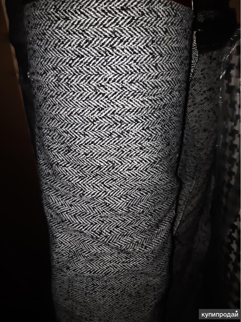 Продам пальтовые ткани