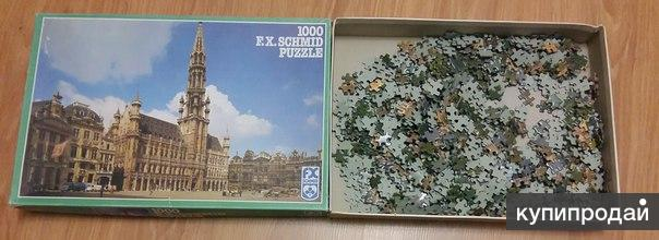 пазлы F.X. SCHMID PUZZLE 1000 штук