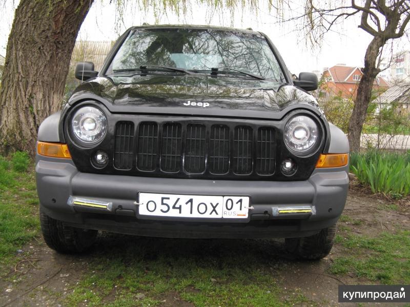 Jeep Liberty, 2005 продаю, меняю