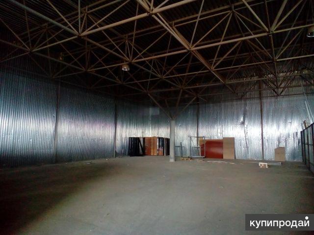 Сдаю  выставочно – складское помещение по ул. Бийская, 900 кв.м