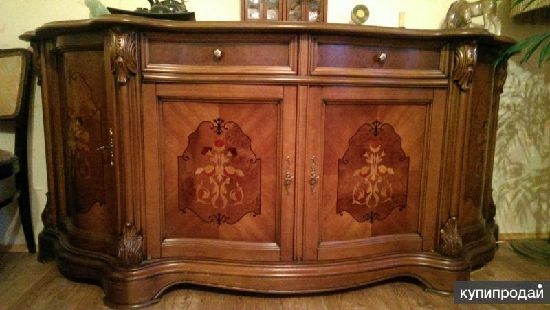 Элитная мебель Италия