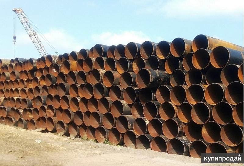 Покупаем бу трубы 108-1220 диаметров.