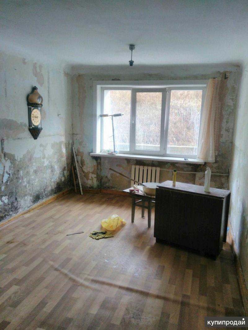 Комната в 1-к 18 м2, 2/5 эт.