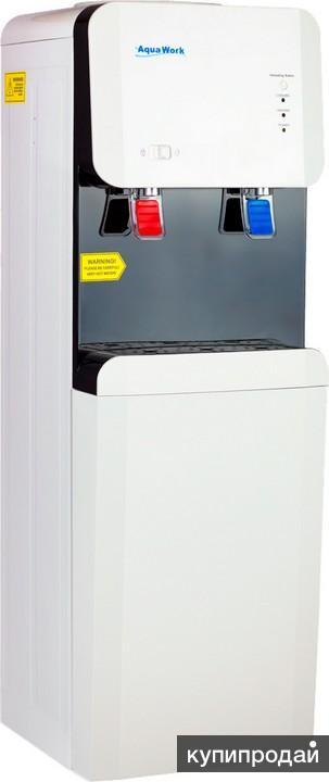 Кулер Aqua Work 105 LD, электронное охлаждение