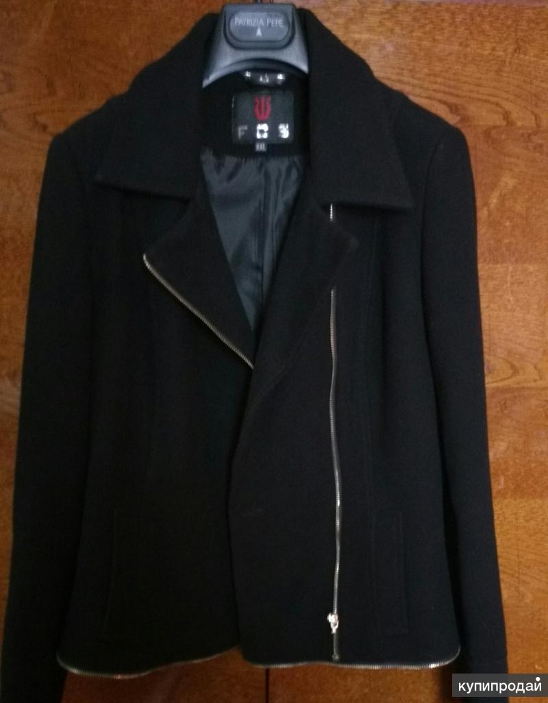 Пальто женское(черное)