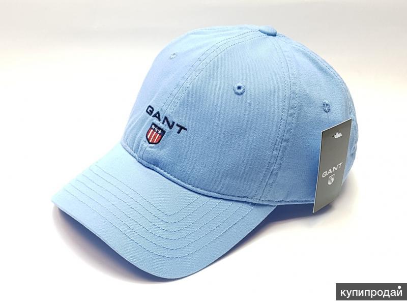 Бейсболка кепка Gant  (голубой)