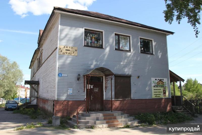 Продажа дома и бизнеса в г. Лахденпохья