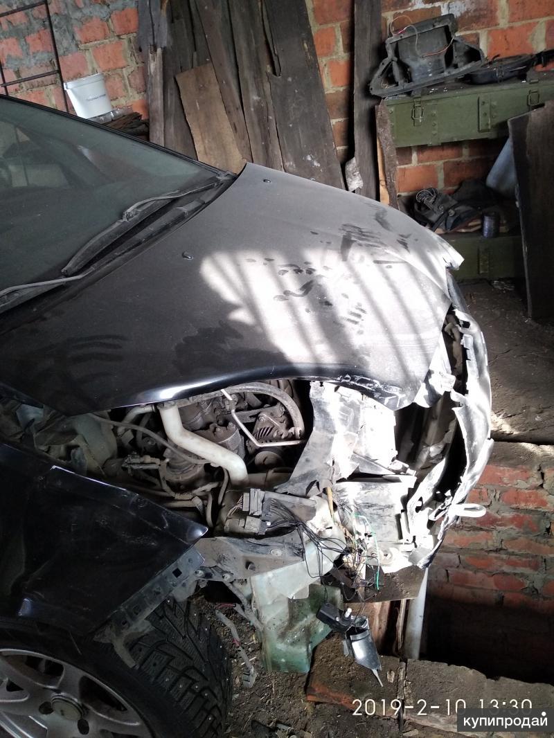 Mitsubishi Colt, 2006 после аварии