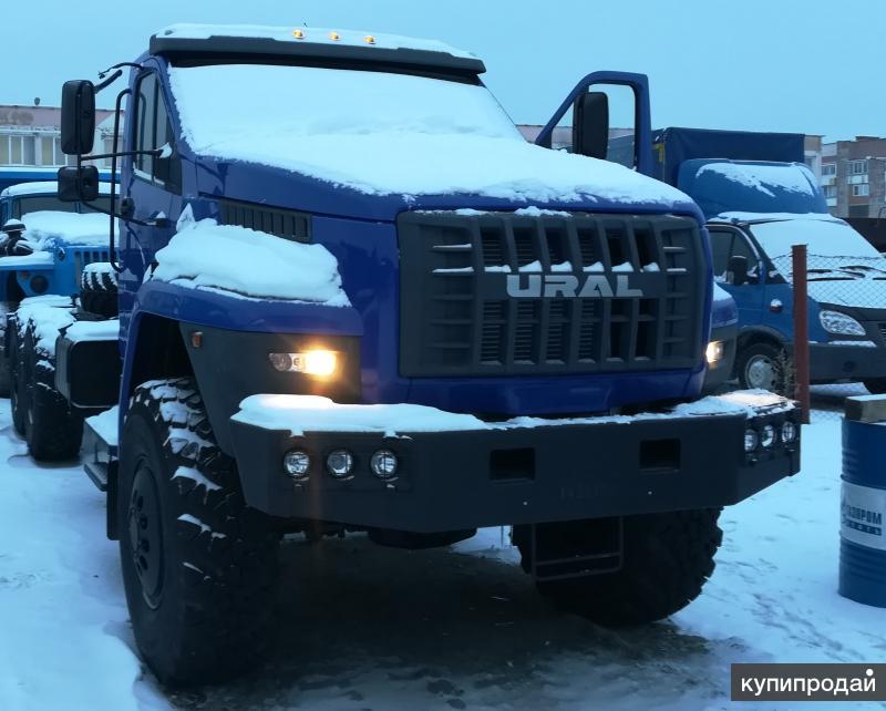 Шасси  Урал 4320-6952-74Е5Г38